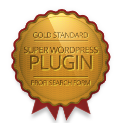 WP Superplugins awarded my plugin with the Gold Standard Award.